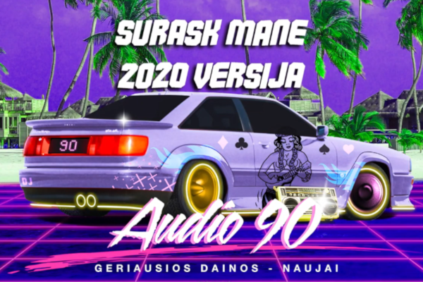 TOMAS AUGULIS – SURASK MANE 2020