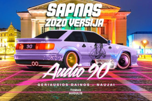 TOMAS AUGULIS – SAPNAS 2020